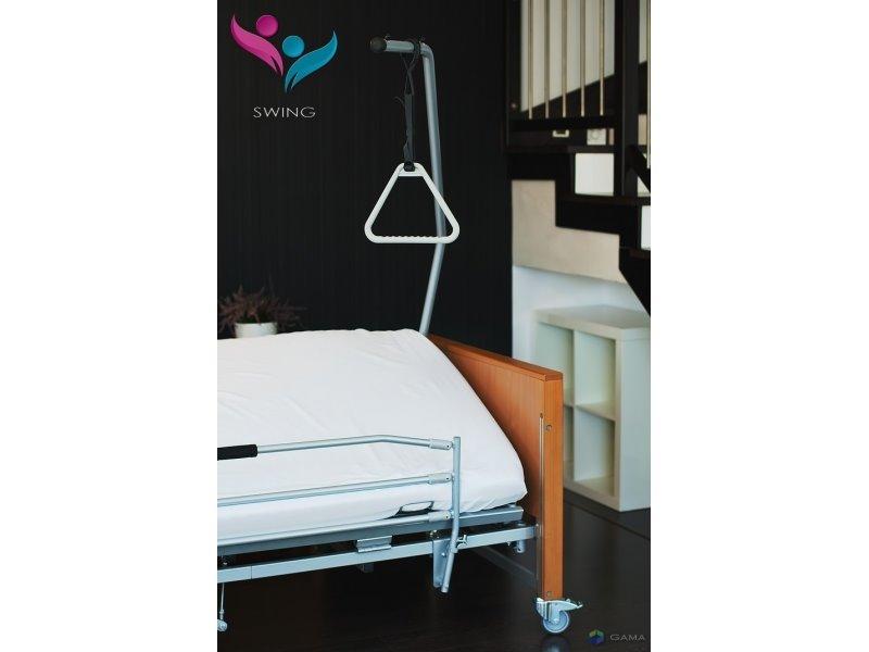 Przechylane Obustronnie Łóżko Rehabilitacyjne SWING