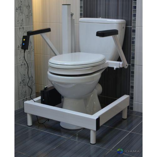 Podnośnik Toaletowy Elektryczny PW GAMA
