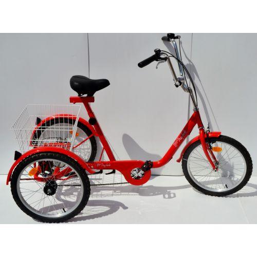 Rower trójkołowy TRYBIK