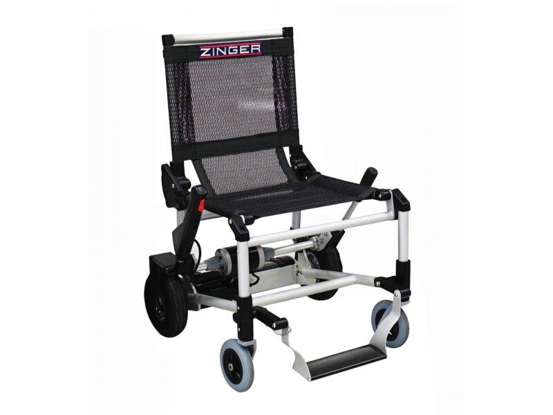 Wysokiej klasy wózek inwalidzki elektryczny ZINGER
