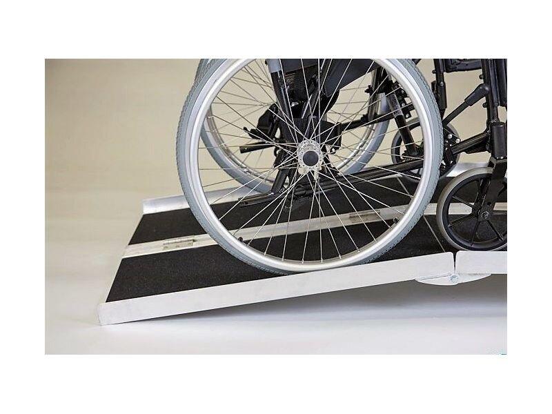 Rampa do wózka inwalidzkiego, podjazd 244 cm