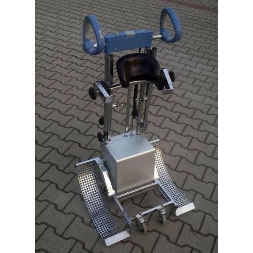 Schodołaz z platformami Alber Scalamobil S25.0 Uniwersalny do wszystkich wózków inwalidzkich.