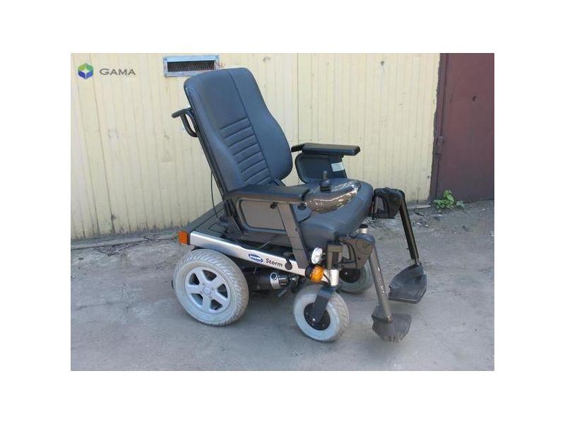 Wózek elektryczny XXL Invacare Storm UŻYWANY