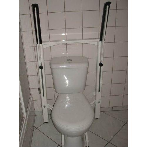 WC dla niepełnosprawnych, wsparcie ramion Flexi UŻYWANE