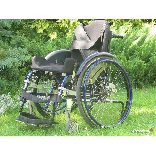 Aktywny wózek inwalidzki Pro-activ UŻYWANY