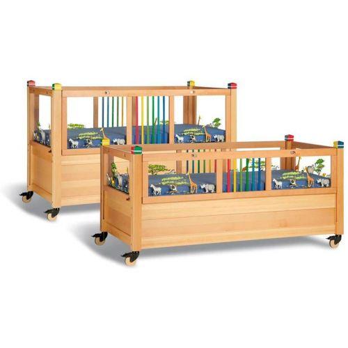 łóżko Rehabilitacyjne Dziecięce Elektryczne Timmy Kolor Używane