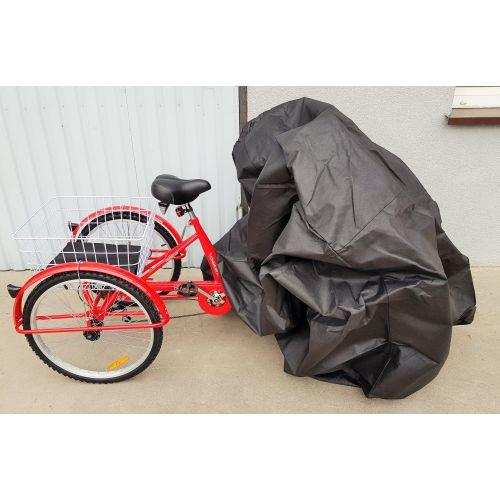 Pokrowiec na rower trójkołowy