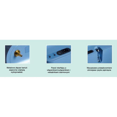 Koncentrator tlenu OLA-5A