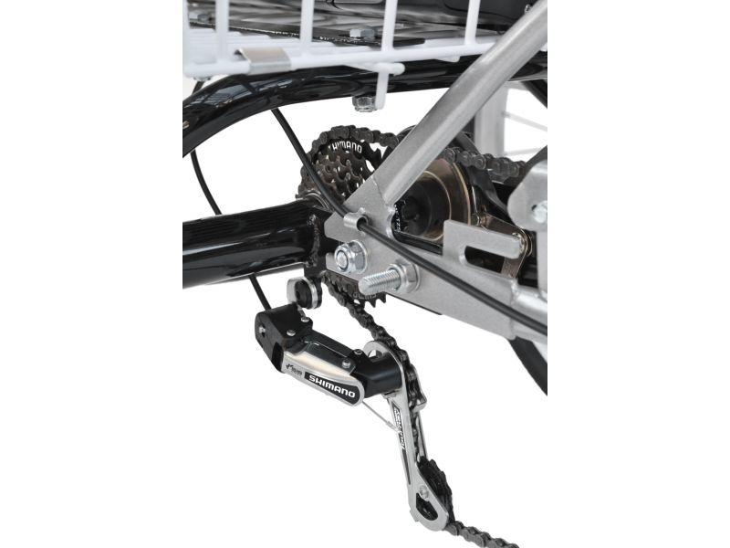 Elektryczny Rower Trójkołowy Rehtime Obniżony R3