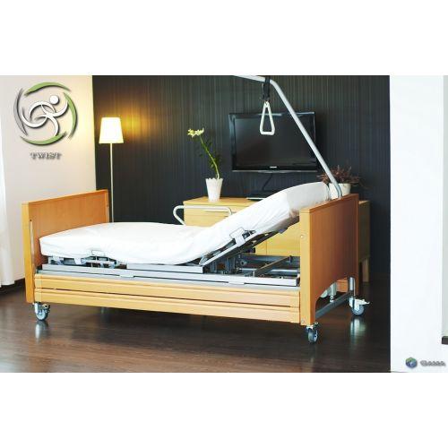 Łóżka rehabilitacyjne GAMA TWIST i SWING